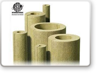 Products for Mineral wool pipe insulation